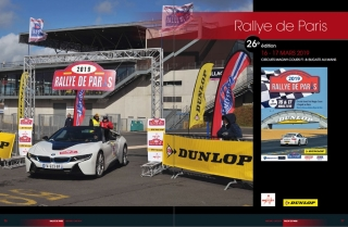 Rallye de Paris 2019 Yearbook