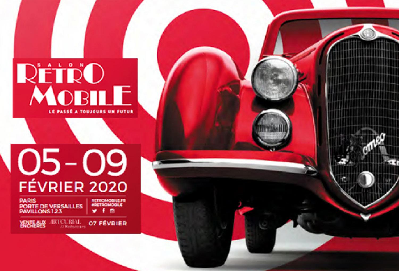 Retromobile 2020